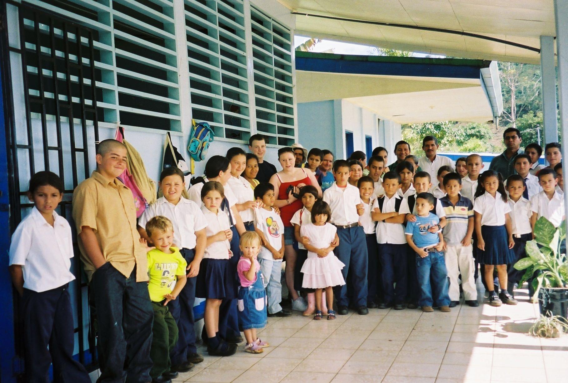 Costa Rica orphanage