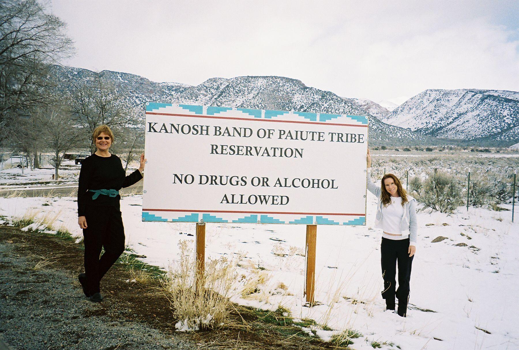 Kanosh Tribe Reservation