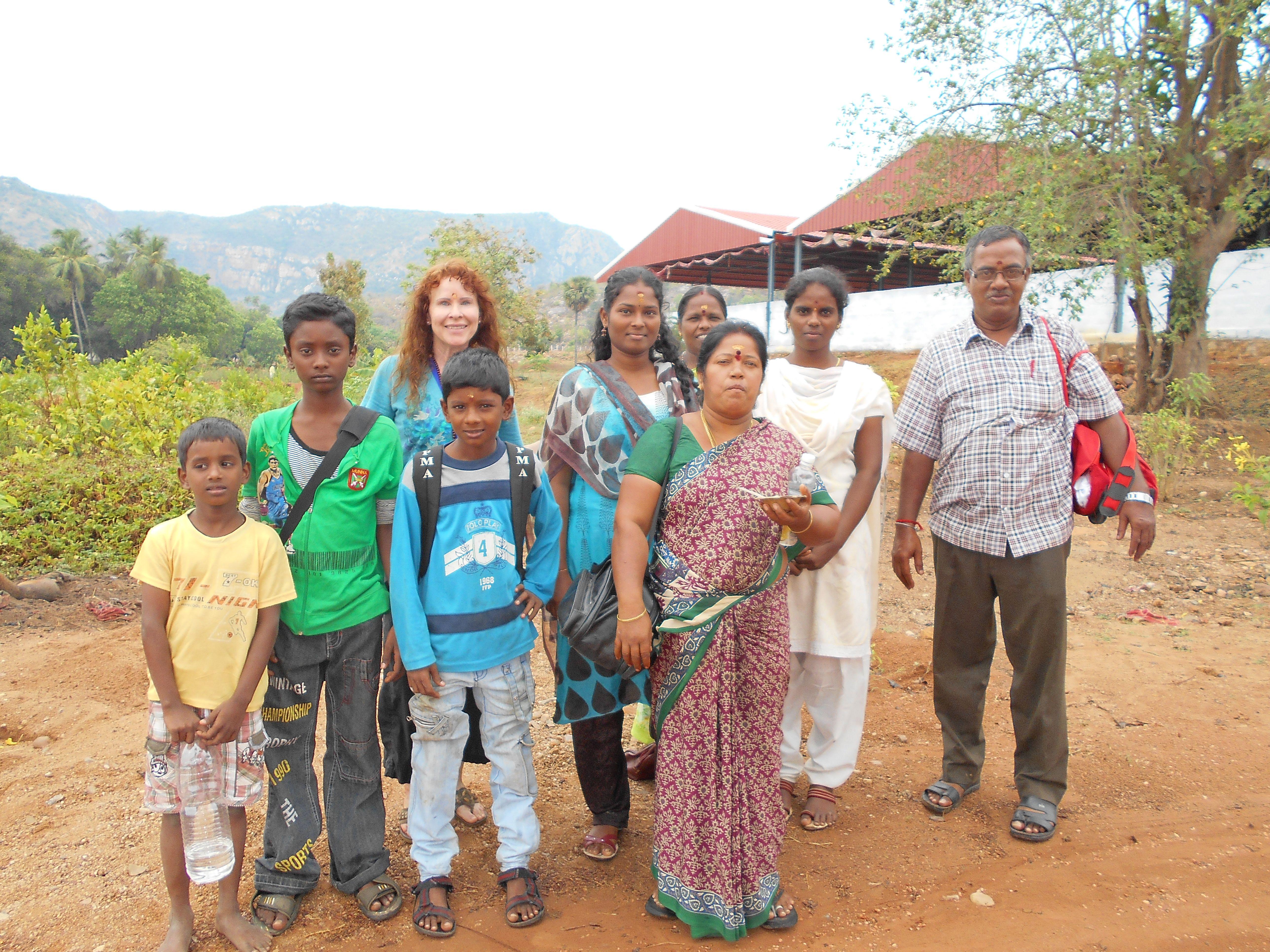 Chennai India Village