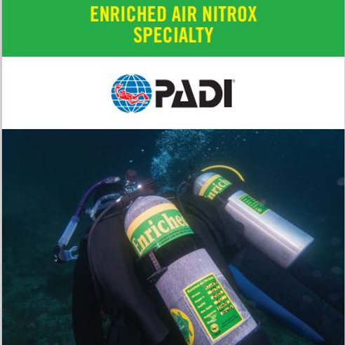 E-Learning Enriched Air (Nitrox