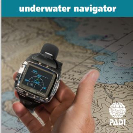 E-Learning Underwater Navigation