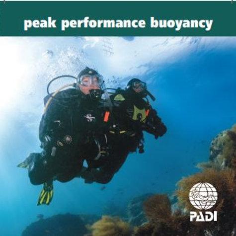 E-Learning Peak Performance Buoyancy