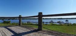 Phare le long du fleuve Saint Jean