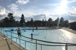 Royal Road Outdoor Pool