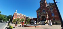 Mairie de Fredericton