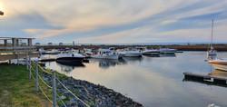Marina du carrefour de la mer