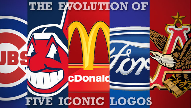 A Branding Retrospective: The Evolution of 5 Iconic Logos