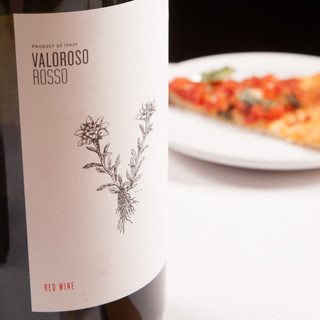 Macaroni Grill Wine and Food by Jay Weis