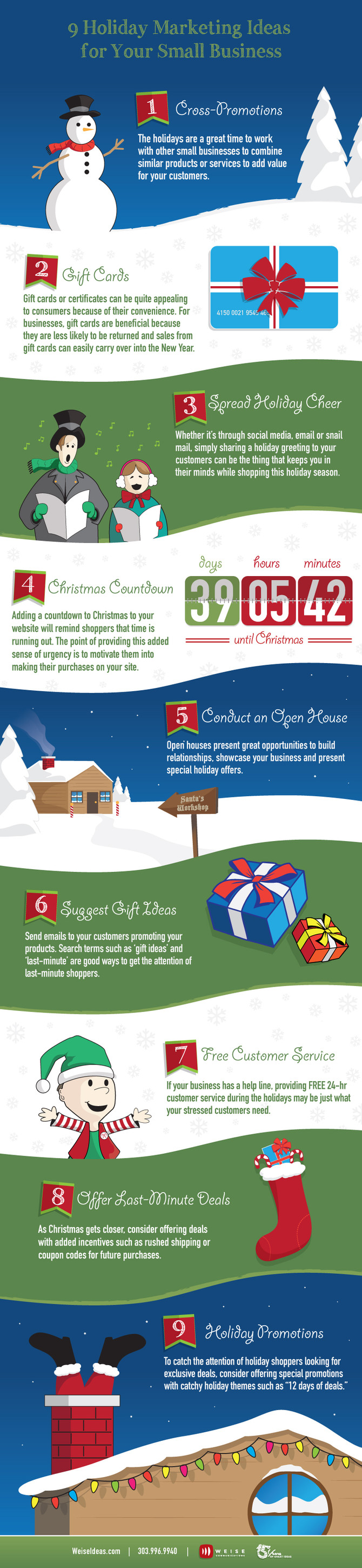 9 Holiday Marketing Ideas for Your Small Business