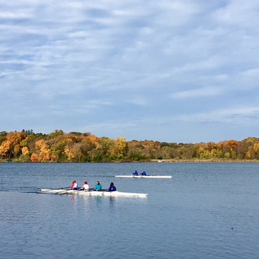 Long Lake Rowing relies on clean, clear water