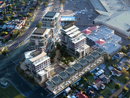 Delivering Liveable High Rise Buildings – A Challenge for Melbourne Architects
