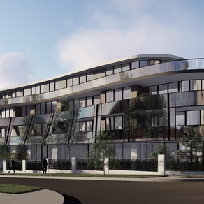 15-17 Marriott Parade, Glen Waverley gets the green light and it's all about the space!