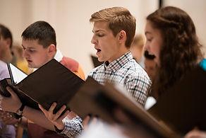Clase de coro