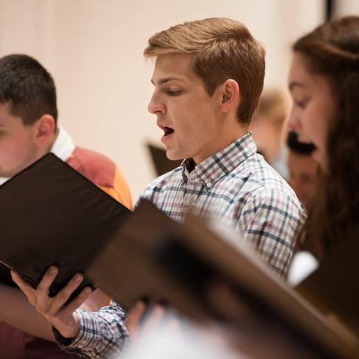 Harrogate Theatre Choir release Debut Album