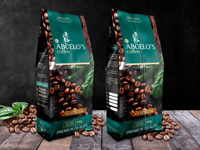 Abuelos Coffee