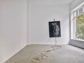 Pia Stadtbaeumer-installation view_Littl