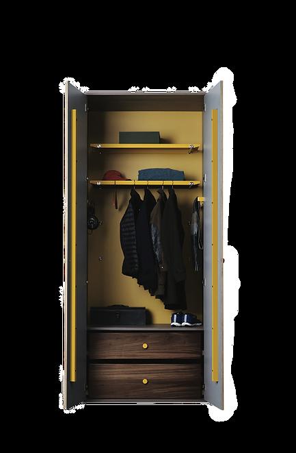 storage cabinet design two doors