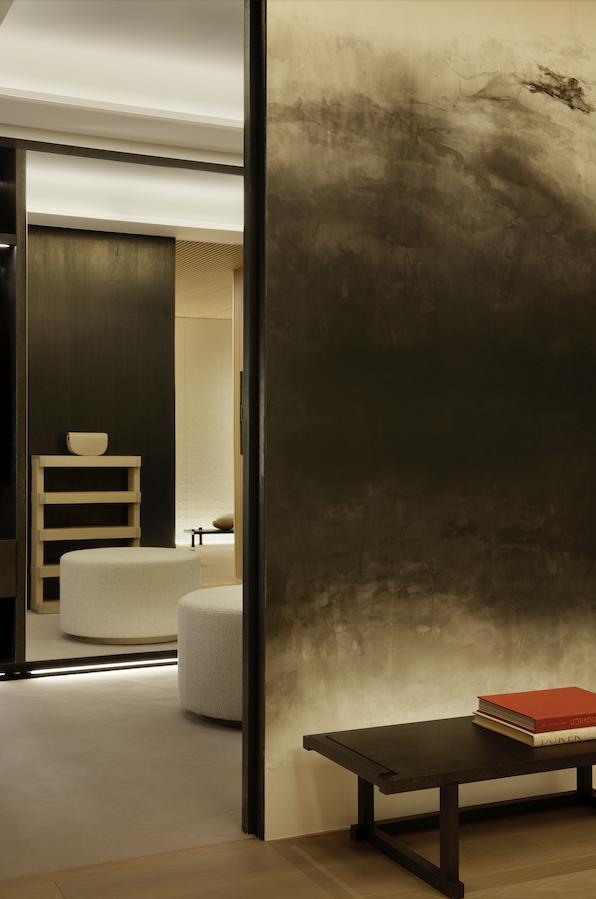 Bedroom modern interior design Tokyo