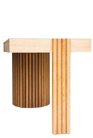 GRAY Awards finalist wooden desk