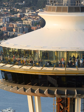 Spotlight: The Century Project at the Space Needle, 2021 GRAY Awards Finalist