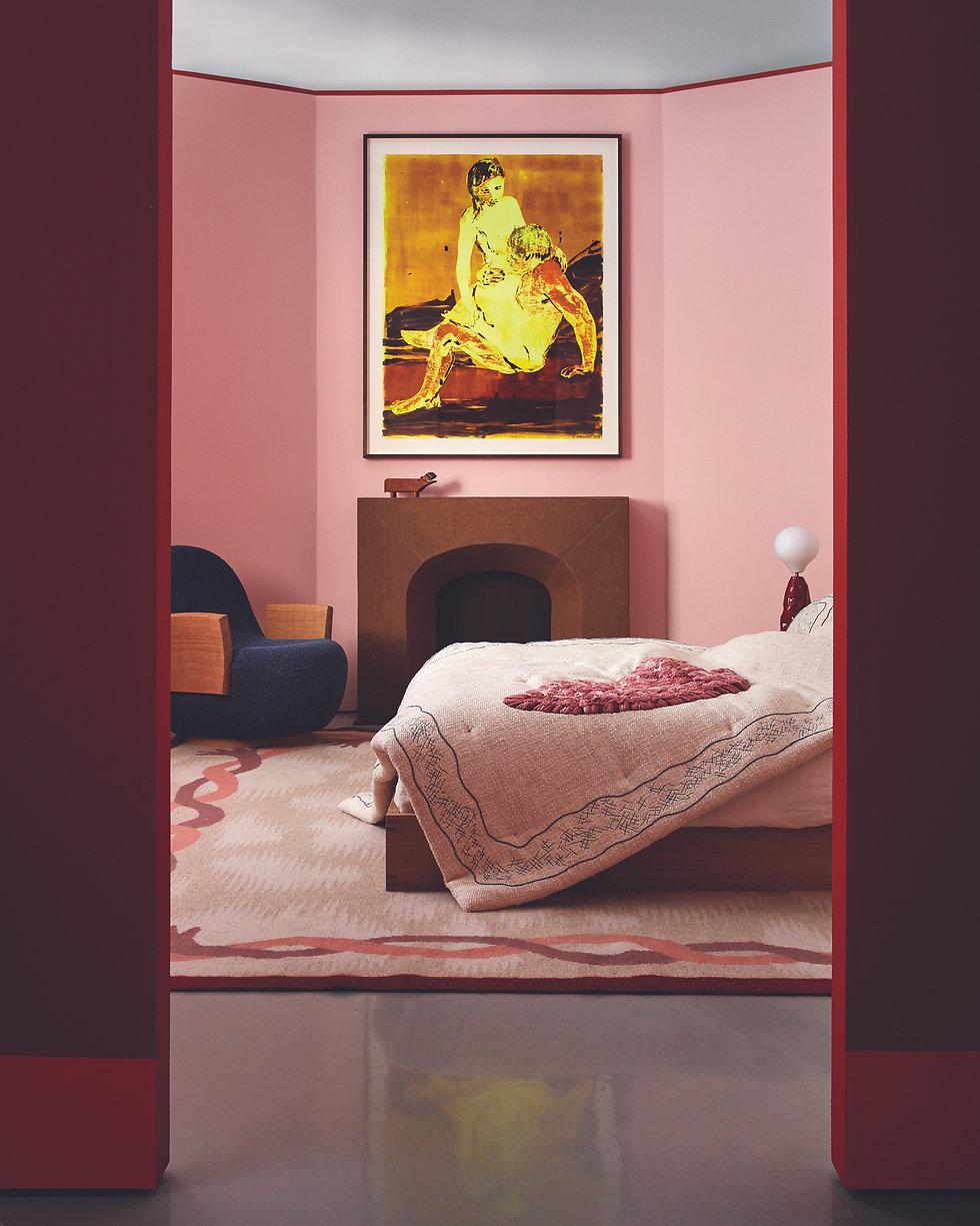LOVE exhibition interior designer Pierre Yovanovitch