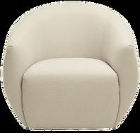 Accent chair swivel club chair design