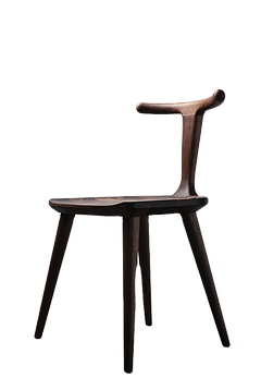 GRAY Awards finalist wooden chair design