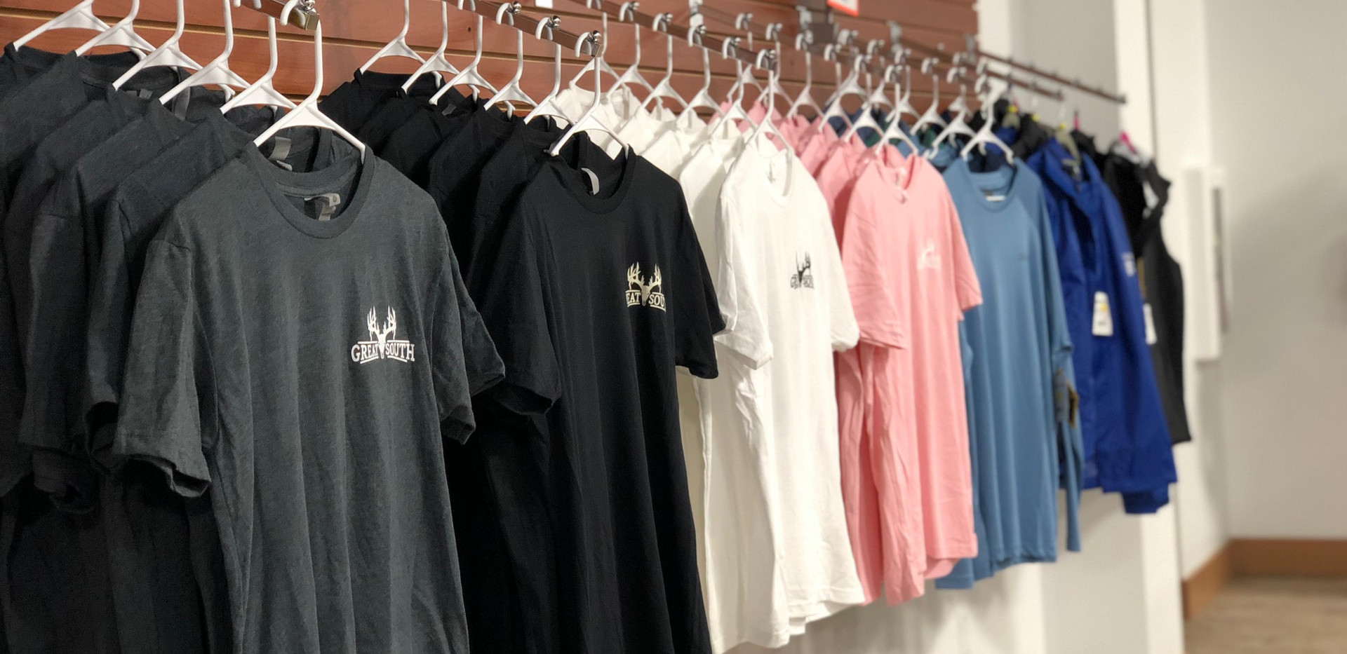 Great South Comfort Fit T-Shirts