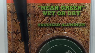 Mean Green Wet or Dry Friction Turkey Ca