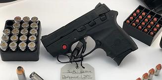 Smith & Wesson M&P Bodyguard .380 Semi A