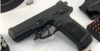 FN FNX-45 .45 Caliber Semi Auto Handgun.