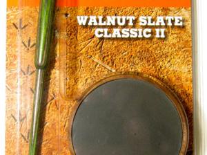 Walnut Slate Classic Friction Turkey Cal