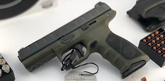 Berreta APX 9mm 2-Tone Semi Auto Pistol.