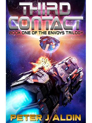 Third Contact - Book 3