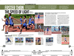 San Marino High School Track Spread