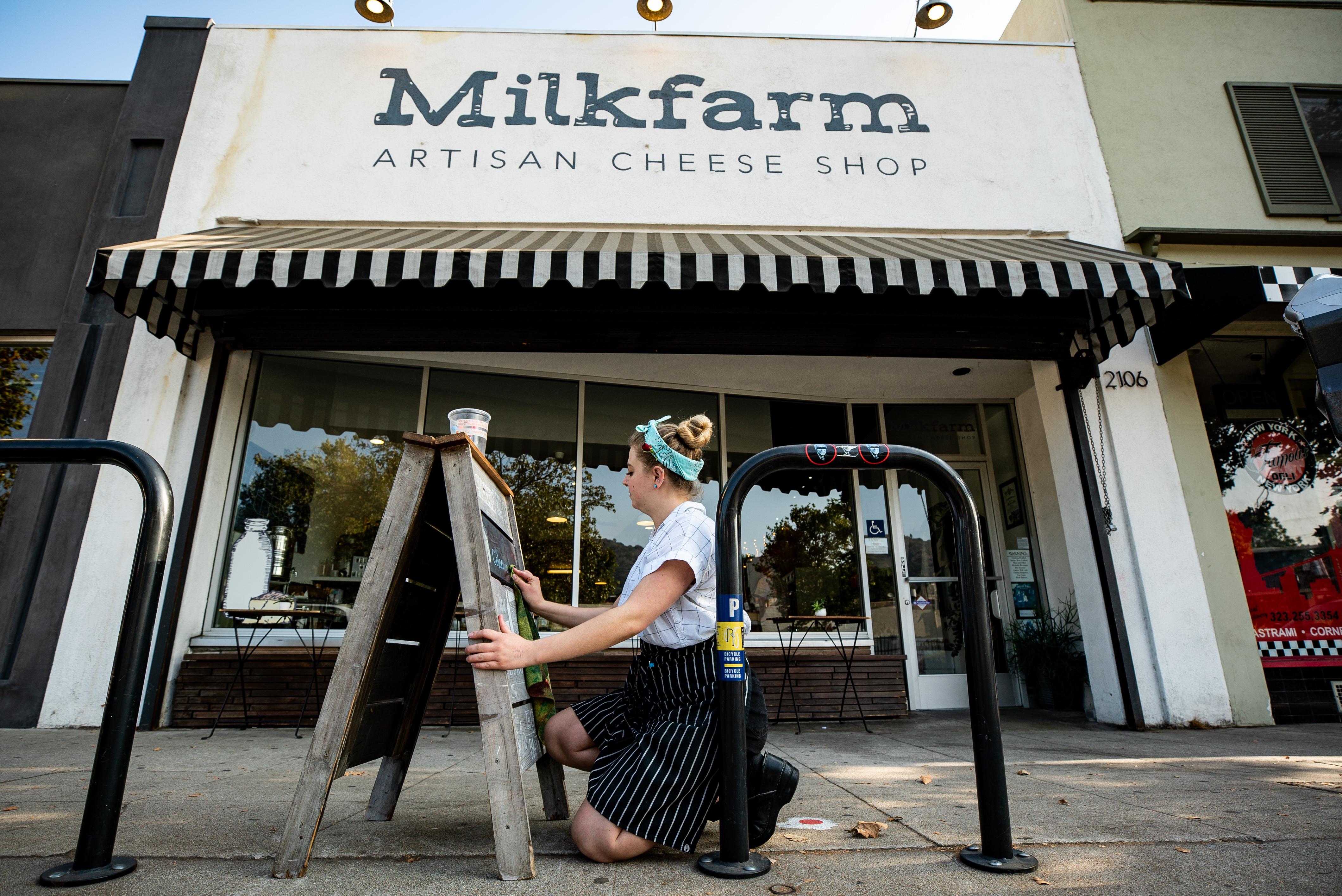 Milkfarm Store Front