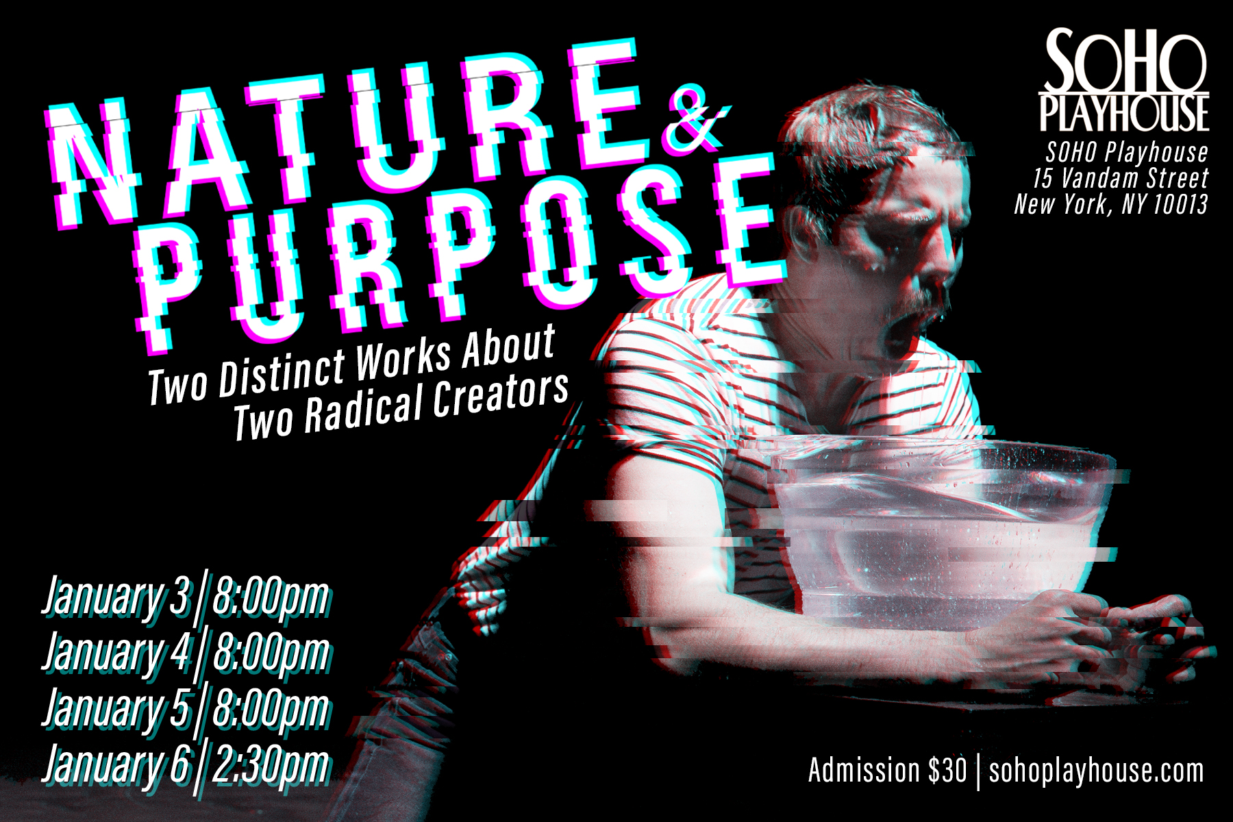 Nature & Purpose Play Postcard