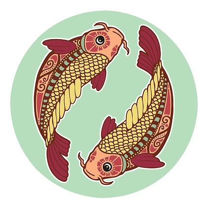 Pisces Zodiac Jewelry