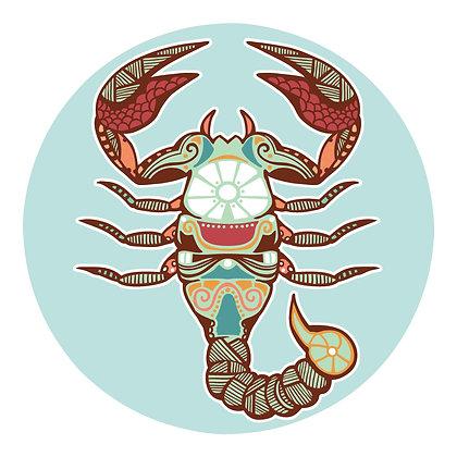 Scorpio Zodiac Jewelry