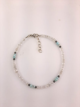 Balance and Peace Anklet