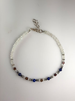 Celestial Connection Anklet