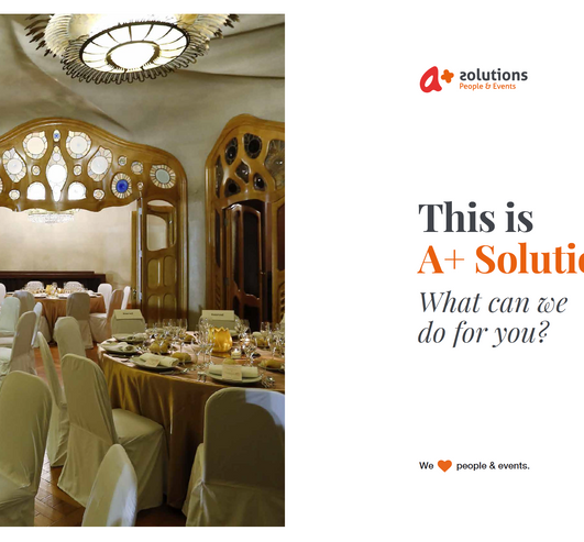 A+ Solutions Presentation