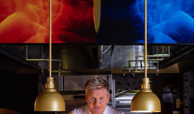 Caesars Palace Dubai - Hell's Kitchen Go