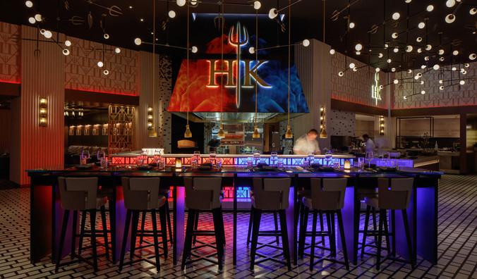 Caesars Palace Dubai - Hell's Kitchen 16