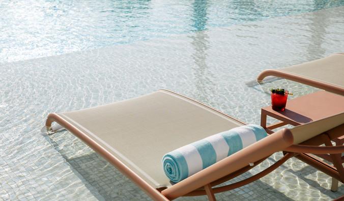 Caesars Palace Dubai - Neptune Pool and