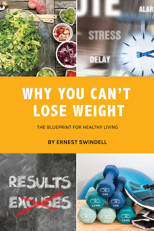 Why You Can't Lose Weight (eBook)