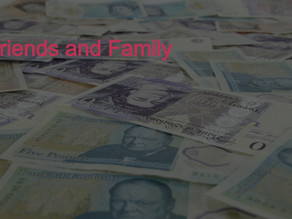 Equity Funding: Friends and Family