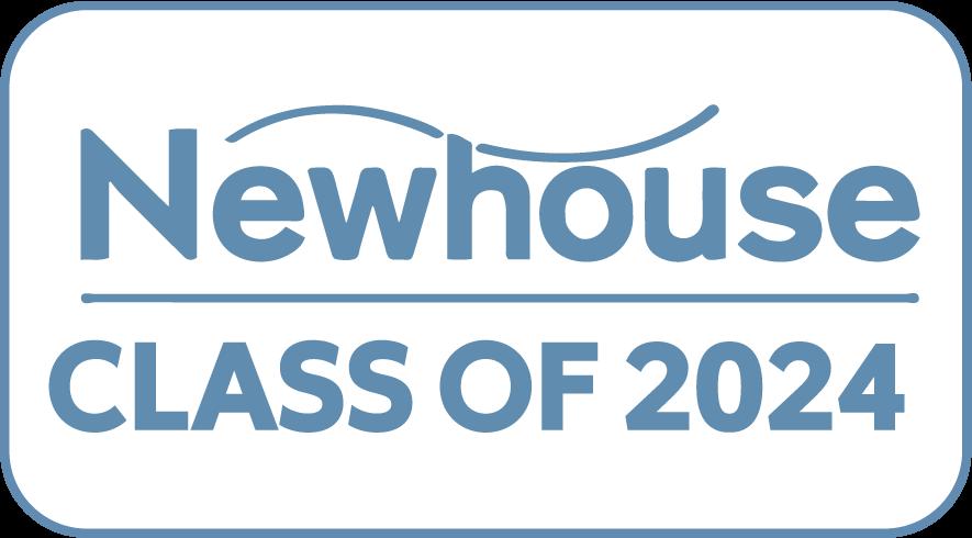 Class of 2024 Sticker Design