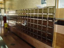 不銹鋼信箱