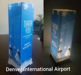 Denver International Airport Luminaries